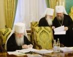 Священный Синод одобрил предложения Оргкомитета по реализации программы общецерковных мероприятий к 100-летию начала эпохи гонений на Русскую Церковь