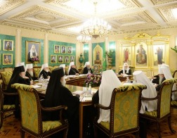 В Русской Православной Церкви создана новая епархия