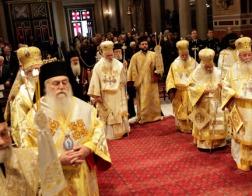 В Афинах праздник Торжества Православия отметили как государственный
