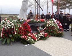 Епископ Семятичский Георгий освятил восстановленное после осквернения кладбище советских воинов в Польше