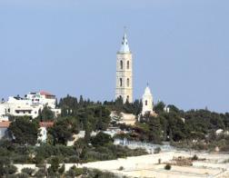 Совершена попытка поджога русского храма Вознесения Господня на Елеонской горе в Иерусалиме