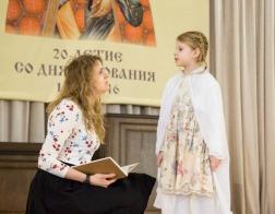 В воскресной школе  Минского Свято-Духова кафедрального собора состоялся концерт, посвященный Торжеству Православия