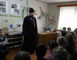 В средней школе № 4 города Поставы открылась выставка «Духовность. Нравственность. Личность»