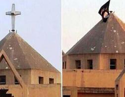 В Мосуле освобождена церковь, превращенная боевиками ИГИЛ в свою базу