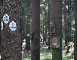 Мемориальный знак в память о расстрелянных священниках заложен в Петербурге