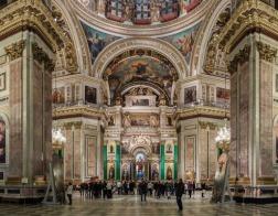 В музее «Исаакиевский собор» назвали нереальным вывоз экспонатов до Пасхи