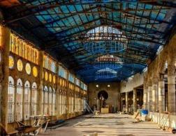 91- летний испанец более полувека самостоятельно строит гигантский собор