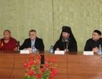 В Калмыкии состоялось расширенное заседание Межрелигиозного совета республики, посвященное теме «Царская власть и традиционные религии: история и наследие»