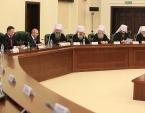 Состоялась встреча глав епархий Урала с полномочным представителем Президента РФ в Уральском федеральном округе