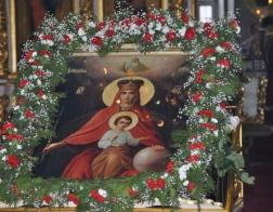 В Могилеве состоялись торжества в честь 100-летия явления иконы Божией Матери «Державная»
