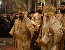 Митрополиты древней и Новой Смирны совершили совместное богослужение в день св. Григория Паламы