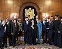 Премьер-министр Украины Владимир Гройсман посетил Константинопольскую Патриархию