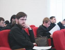 Кафедра церковной истории Минской духовной семинарии провела студенческую конференцию