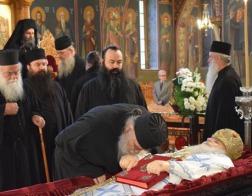 В Греции скончался митрополит Стагонский и Метеорский Серафим