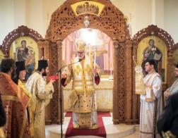 В Люксембурге состоялась всеправославная Литургия
