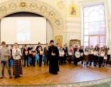 В ПСТГУ подведены итоги Общероссийской олимпиады по Основам православной культуры и Многопрофильной олимпиады «Аксиос»