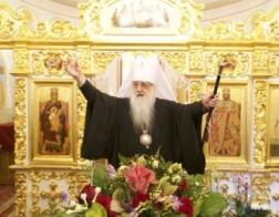 В Минске молитвенно отметили день рождения митрополита Филарета