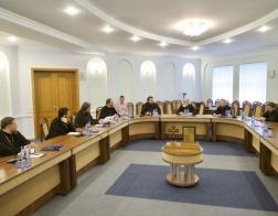 Состоялся визит делегации Смоленской епархии в Минск