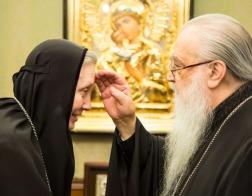 Почетный Патриарший Экзарх принял поздравления с днем рождения от представителей Церкви, государства и общественности