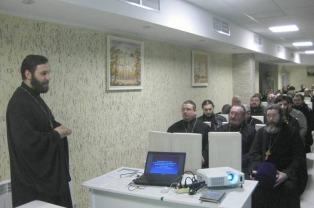 В Гомельской епархии прошел семинар по духовной реабилитации людей с зависимостями