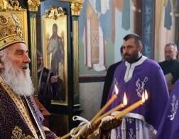Патриарх Сербский Ириней возглавил заупокойное богослужение по жертвам натовских бомбардировок 1999 г.