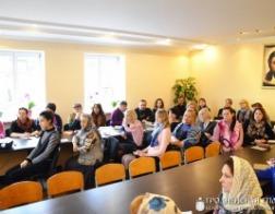 В Гродно состоялось заседание методического объединения учителей воскресных школ