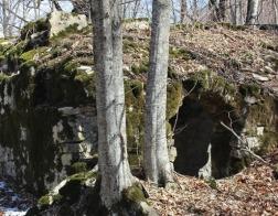В Грузии в ущелье Илто обнаружен древний храм