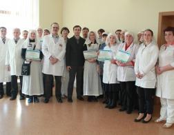 На базе БГМУ прошел обучающий курс для патронажной службы Елисаветинского монастыря