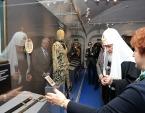 В день 100-летия обретения Державной иконы Божией Матери Предстоятель Русской Церкви совершил Литургию на месте нахождения чудотворного образа