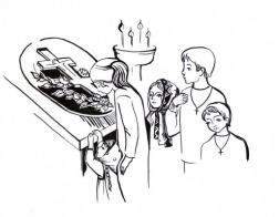 Неделя Крестопоклонная: история, смысл, песнопения, цитаты (+видео, аудио)