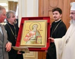 Патриарх Румынский Даниил встретился с принцем Уэльским Чарльзом