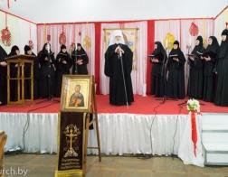 Патриарший Экзарх возглавил церемонию открытия международной духовно-просветительской выставки «Вербный кирмаш»