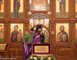 В Слуцке состоялись торжества по случаю дня памяти праведной княгини Софии Слуцкой