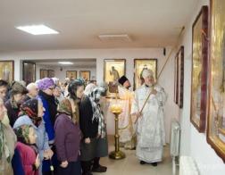 В приходе храма святителя Кирилла Туровского в Светлогорске освящен криптовый храм