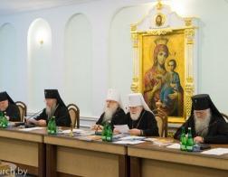 Состоялось первое в 2017 году заседание Синода Белорусской Православной Церкви