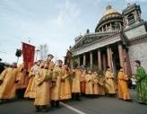 В праздник Входа Господня в Иерусалим в Исаакиевском соборе состоятся Литургия и крестный ход с участием детей