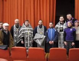 Братство святителя Спиридона Тримифунтского организовало соборование и причащение насельников Борисовского психоневрологического интерната