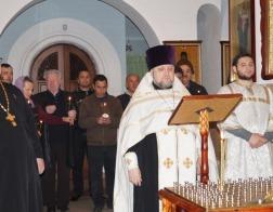 Благочинный 3-го Минского районного округа совершил панихиду по жертвам геноцида цыган