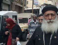 Прошли похороны погибших в террористических атаках в Египте