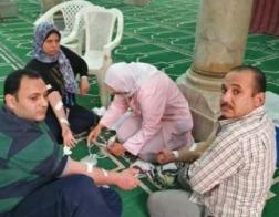 В Египте мусульмане сдают кровь для христиан, пострадавших от теракта