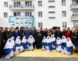 Первый православный хоспис в Украине стоит Одесская епархия УПЦ