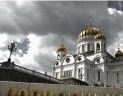 Накануне Пасхи Святейший Патриарх Кирилл освятит полуторатонный кулич и десять тысяч пасхальных яиц у Храма Христа Спасителя в Москве