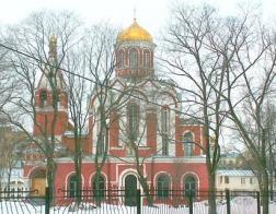 Храм в Петровском парке Москвы передан в собственность Церкви