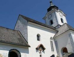 Скандал произошел на художественной акции в каринтийской церкви (Австрия)