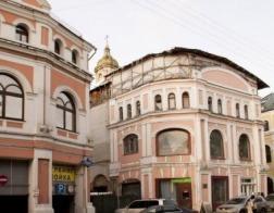 Четверо детей пострадали при пожаре в храме Пророка Ильи в Москве