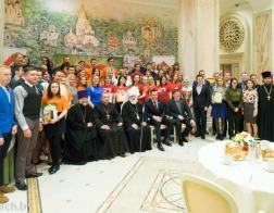 В Минске состоялся Первый молодежный межконфессиональный фестиваль-выставка «Пасхальный кулич»