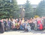 Митрополит Киевский Онуфрий совершил богослужения в Зимненском монастыре и Почаевской лавре
