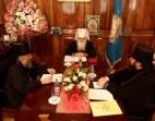 В Ташкенте состоялось первое в 2017 году заседание Синода Среднеазиатского митрополичьего округа