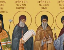 В Румынской Православной Церкви будет совершена канонизация святых, подвизавшихся в Путне