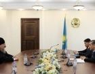 Подписано Соглашение о сотрудничестве между Министерством по делам религий Республики Казахстан и Православной Церковью Казахстана